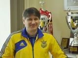 Сергей Ковалец: «Лобановский развивал не только футбольные качества, но и интеллектуальные»