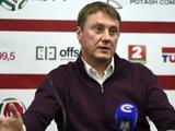 Александр ХАЦКЕВИЧ: «Специально для Ярмоленко мы вызвали Брессана»