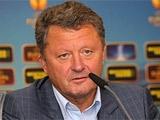 Мирон Маркевич: «С иностранцем у руля сборная Украины уже не боролась бы за ЧМ-2014»