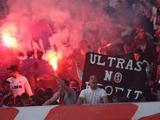 Сербские фанаты готовят беспорядки на встрече «Хайдука» и «Зенита»