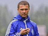 Сергей РЕБРОВ: «Я доволен работой, проделанной на сборах»