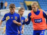 ФОТОрепортаж: тренировка сборной Украины в Подгорице (36 фото)