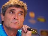 Хуанде Рамос: «Наша цель — шесть очков в в оставшихся двух матчах Лиги Европы»