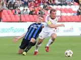 «Волынь» — «Черноморец» — 1:2. После матча. Григорчук: «Футболисты слишком много говорят»