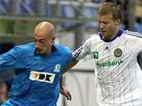 «Гент» — «Динамо» — 1:3. Отчет о матче