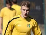 Артем Полярус: «Два гола «Шахтеру» — пока наиболее яркое событие в карьере»