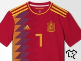 В Испании разгорается скандал, связанный с новой формой сборной