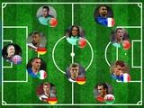 Символическая сборная чемпионата Европы-2016 по версии Dynamo.kiev.ua (ФОТО)