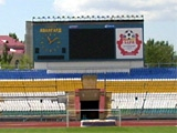 «Заря» вернется на свой стадион только в сентябре