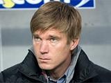 Юрий МАКСИМОВ: «Уровень футбола в Украине за последнее время очень вырос»