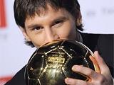 Обладателем «Золотого мяча»-2010 стал Лионель Месси. Моуринью — тренер года