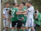 «Динамо» проиграло «Легии» (ВИДЕО)