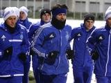 Динамовцы начали подготовку ко второй части сезона (+ВИДЕО)