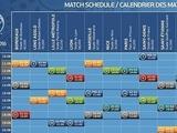 Стало известно расписание финального турнира Евро-2016