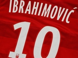 Официально. Ибрагимович получил «десятку»