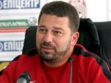 Евгений Геллер: «Мечтаю о стадионе и о том, чтобы «Заря» играла в Лиге Европы»