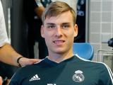 Андрей Лунин прошел еще один медосмотр в «Реале» (ФОТО)
