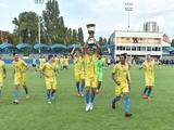 Сборная Украины (U-17) стала победителем Мемориала Банникова