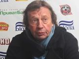 «Кривбасс» — «Динамо» — 0:3. Послематчевая пресс-конференция