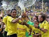В Дортмунде чемпионство «Боруссии» праздновали 100 тысяч человек