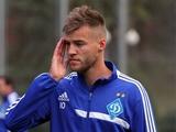 Андрей Ярмоленко: «Нужно доказывать тренеру, что я достоин места в «основе»