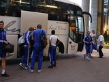 «Динамо» прибыло в Ужгород, на матч с «Говерлой»