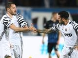 Алвес и Бонуччи опровергли слухи о конфликте в раздевалке «Ювентуса» в перерыве финала Лиги чемпионов