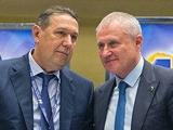 Григорий Суркис посетил штаб-квартиру ФИФА