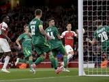 «Арсенал» — «Ворскла» — 4:2. После матча. Сачко: «Два наших гола придадут уверенности в дальнейшем»