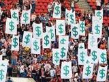 Суммарный долг европейских клубов вырос до 11 млрд