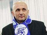 «Зенит» продлил контракт со Спаллетти и расширил его полномочия