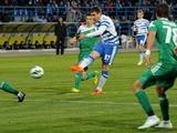 «Севастополь» — «Ворскла» — 1:0. После матча. Червенков: «Хотели большего, но я доволен»