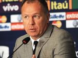 Мано Менезеш уволен с поста тренера сборной Бразилии