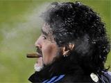 Марадона пригрозил боссам «Аль-Васла» отставкой