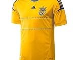 Поддержи сборную Украины в матче с Францией в футболке национальной команды!