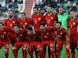 Сборная Грузии досрочно обеспечила себе путевку в дивизион «С» Лиги наций