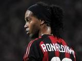 Роналдиньо ушел с тренировки из-за «скверного настроения»