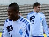 ФОТОрепортаж: тренировка «Динамо» в Бордо (18 фото)