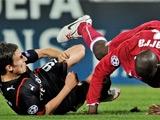 «Бордо» — «Олимпиакос» — 2:1. После матча
