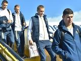 Сборная Украины прибыла в Словакию: последние новости из лагеря национальной команды
