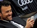 Луис Энрике: «Я и «Барса» — это спекуляции»