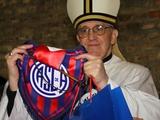 Новый папа — болельщик «Сан-Лоренсо»