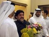 Марадона может возглавить сборную ОАЭ