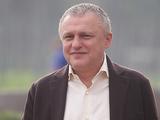 Игорь СУРКИС: «Не вижу проблем, которые помешают сыграть с «Валенсией» в Киеве»