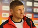 Владимир Езерский: «До конца сезона я официально игрок «Говерлы»