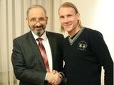 Домагой ВИДА: «Настроен отобрать чемпионский титул у «Шахтера»