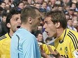 Минимум Девича в матче с «Динамо» — две желтые карточки