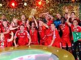 Тимощук провел последний матч за «Баварию» и выиграл Кубок Германии