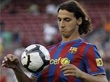 «Барселона» теряет Ибрагимовича. На неделю