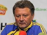 Мирон Маркевич: «Хорошо, что дожали соперника»